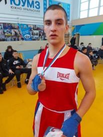 Первенство Оренбургской области по боксу
