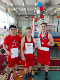 Кубок Оренбургской области по боксу