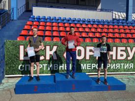 Кубок города по легкой атлетике