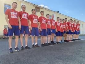 Первенство ОПКУ по легкой атлетике)