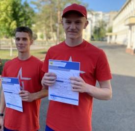 Первенство ОПКУ по легкой атлетике.