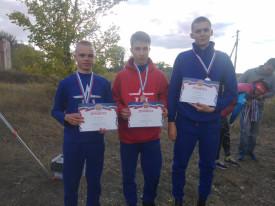 Первенство Оренбургской области по спортивному ориентированию